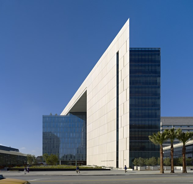 LAPD Headquarters Facility Dynamics