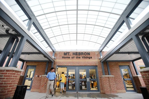Mount Hebron High School Renovation And Addition